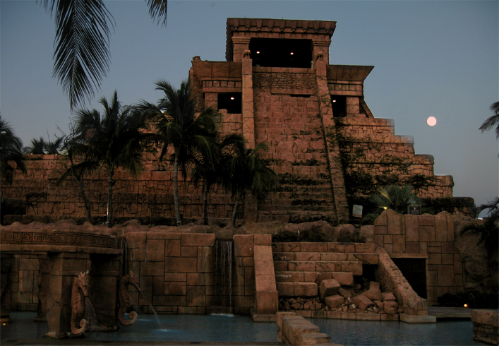 Mayan Temple before 2012