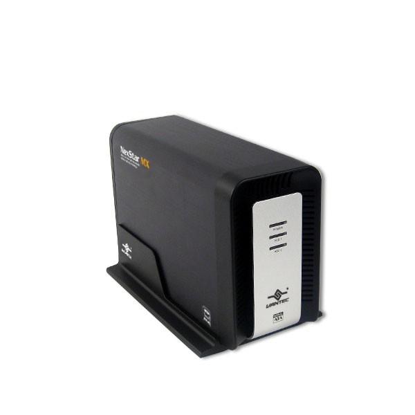 Vantec NexStar MX External Hard Drive RAID JBOD eSATA HDD Enclosure