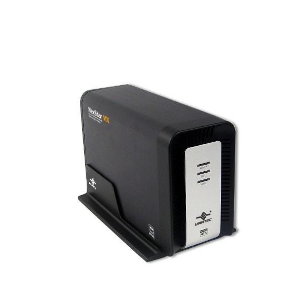 Vantec NexStar MX External Hard Drive RAID JBOD eSATA HDD Enclosure